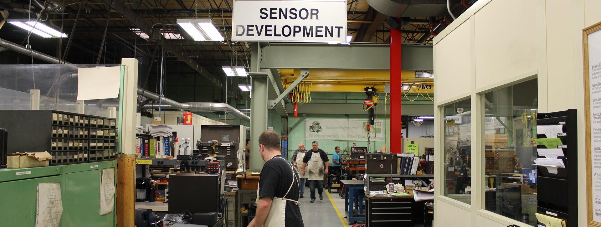 Ramcel Sensor Development