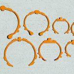 Ramcel steel snap rings