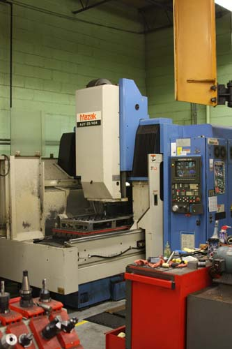 Photo of Ramcel vertical milling services