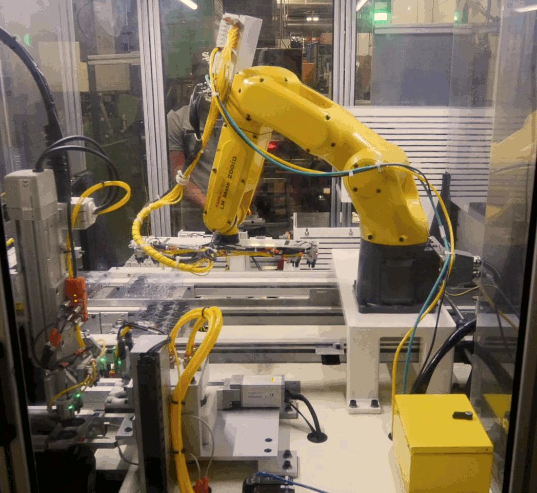 Ramcel custom machines